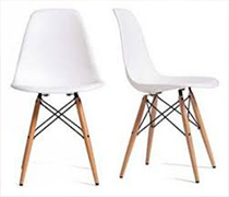 Nos Services - Mobilier : Chaise Scandinave DSW